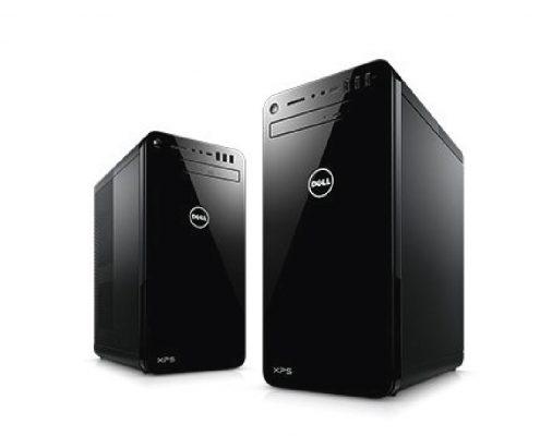 Dell desktop XPS