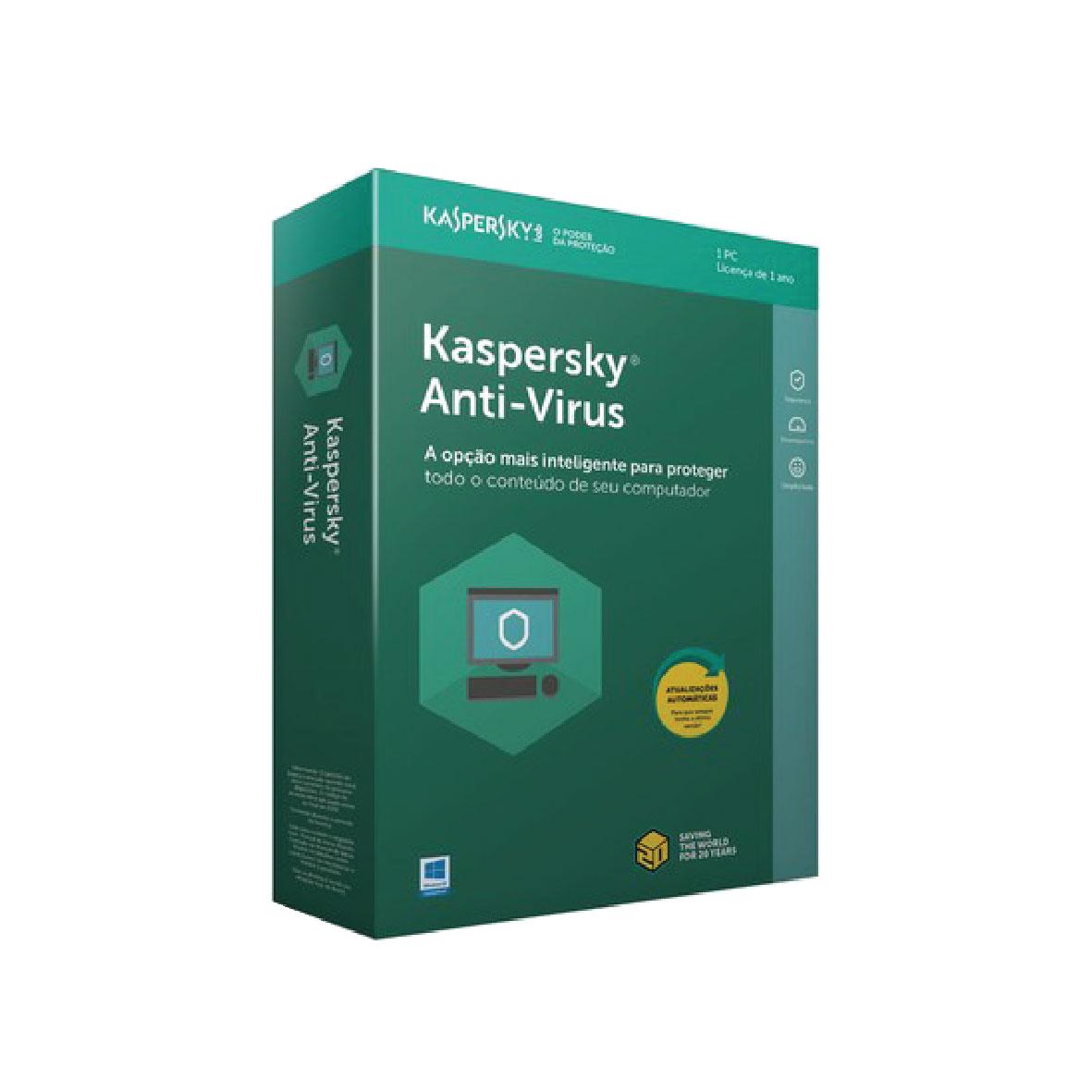 Antivirus Kaspersky