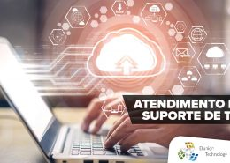 Atendimento e suporte de TI